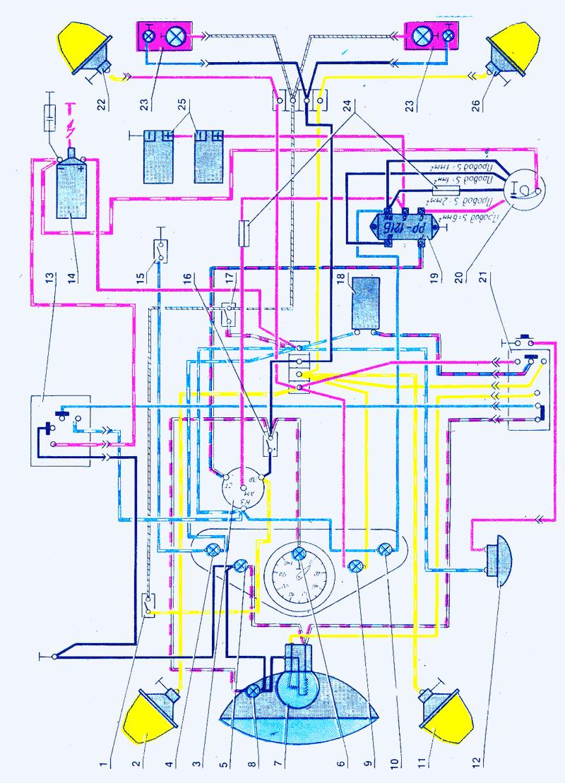 Переделка мт 11 под муравей дома схема и размеры