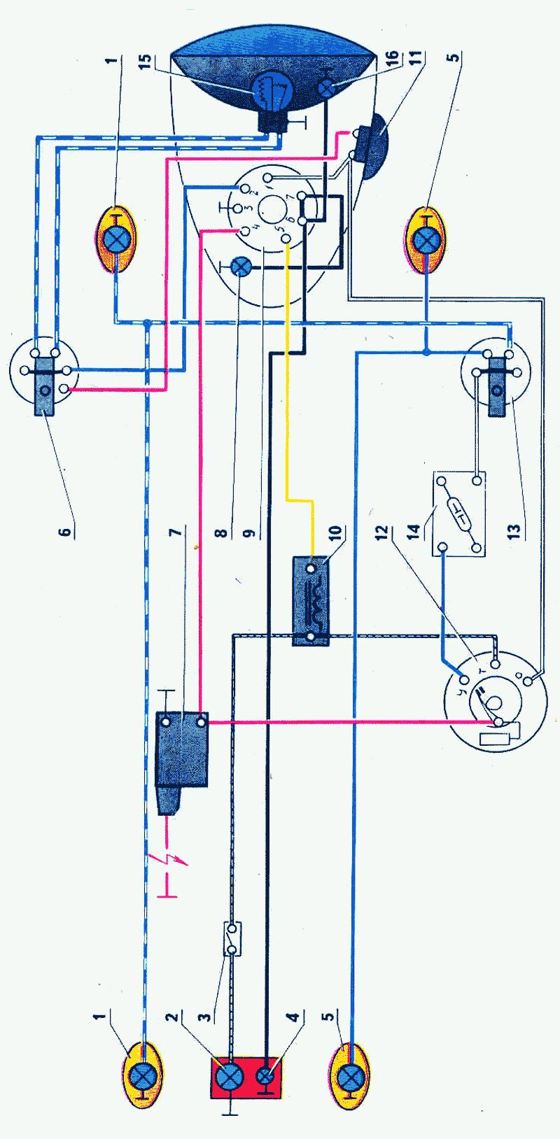 схема комутатора 12 v мiнска